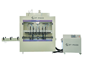 Volumetric Piston Filling Machine