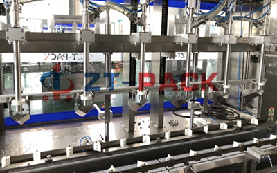 Net Weigh Filling Machine